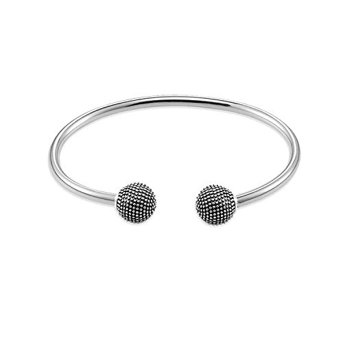 Bracelets Bangles 925 Sterling Silver Fashion Jewelry for Women Thomas Style Trendy Soul -