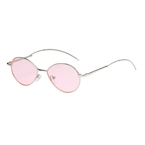 - iYBUIA Vintage Women's Frame Shades Acetate Frame UV Glasses Sunglasses
