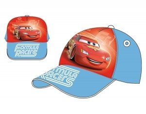 1Cap Cars verstellbar blau rot Größe 54cm Disney Modus