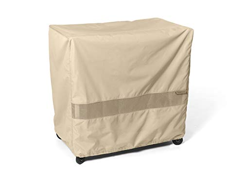 (Covermates - Serving Cart Cover - 50W x 30D x 34H - Elite Collection - 3 YR Warranty - Year Around Protection - Khaki)