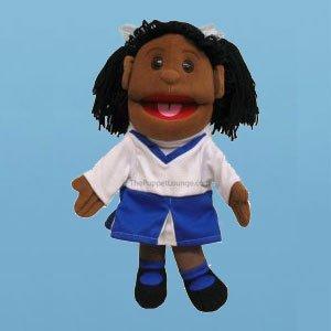 Cheerleader Puppet (Sunny Toys 14
