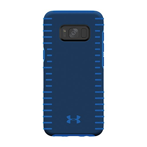 Under Armour UA Protect Grip Case for Samsung Galaxy S8 – Midnight Navy/Mediterranean