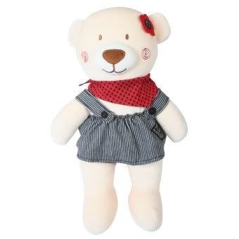 Tuc Tuc Piratas - Peluche Bebe Osita Suave / Baby Bear Girl ...