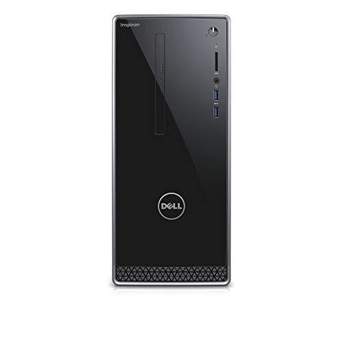 Dell Inspiron 3000 Desktop (Black) Intel i3-8100, 3.60 GHz, 8 GB RAM, 1 TB HDD, UHD Graphics 630, Windows 10 Home