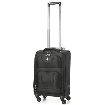 4281572eba47 Amazon.com | Aerolite 21 Inch 4 Wheel Lightweight Carry On Hand ...