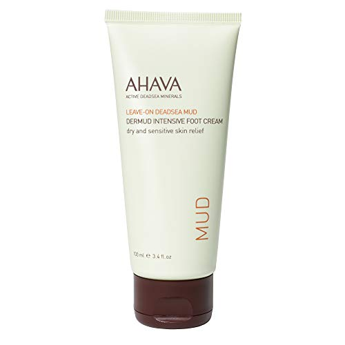AHAVA Leave On Dead Sea Mud Intensive Foot Cream 100 ml ()