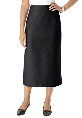 Jessica-London-Womens-Plus-Size-Wool-Midi-Skirt