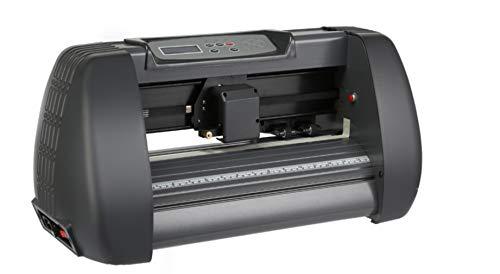 FINCOS New 14'' Vinyl Cutter Cutting Plotter Machine Artcut Software Computer Control by FINCOS (Image #5)