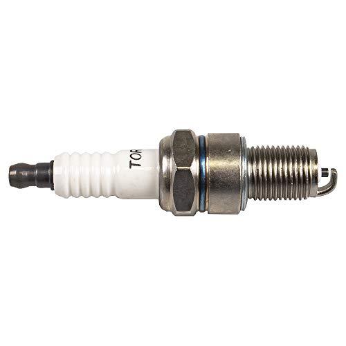(Stens 131-055 Spark Plug, Black)