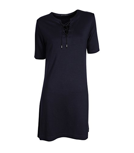Drykorn Lyocell Navy aus Damen 31 Navy Kleid in 2 Marleen vqvRP