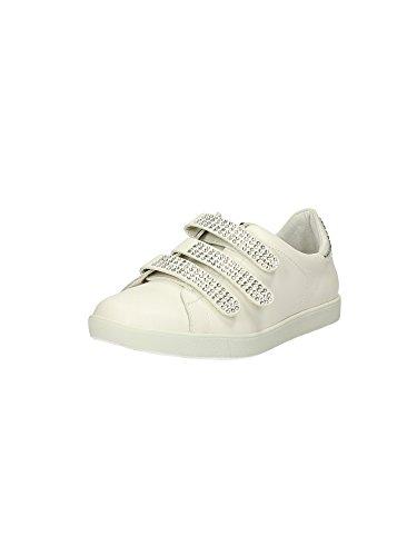 Strass Cuero Velcri Liu Mujer Running Jo Sneaker Aura Con xFRfCq0F