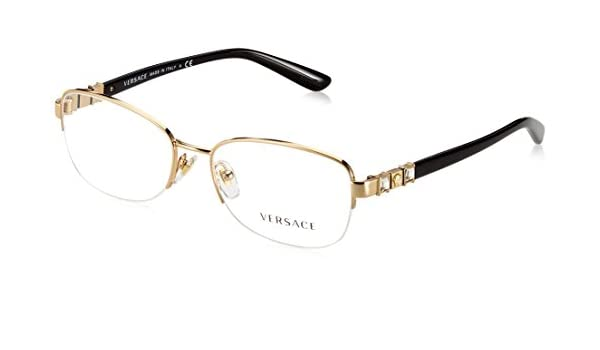 05513b69407f Eyeglasses Versace VE 1230B 1000 SILVER: Amazon.ca: Clothing & Accessories