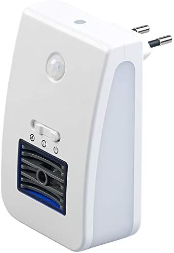 Newgen Medicals - Generador de ozono 2 en 1 (purificador de aire y ...