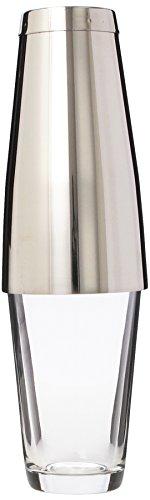 Paderno World Cuisine 16-7/8-Ounce Boston Cocktail Shaker with ()
