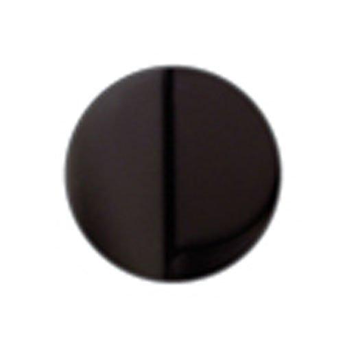 Jaclo 757-MBK Brass Slip Nut, 1 1/2'' x 1 1/2'', Matte Black