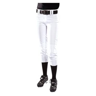 Girls' Low Rise Polyester Pant