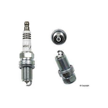 6 New NGK Iridium IX Spark plug BKR8EIX # 2668