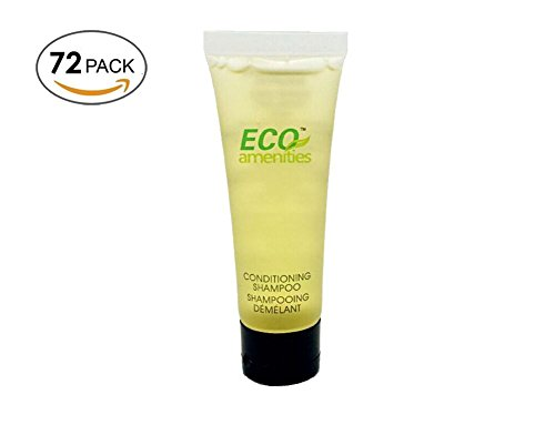 eco-amenities-transparent-tube-flip-cap-individually-wrapped-30ml-shampoo-conditioner-2-in-1-72-tube