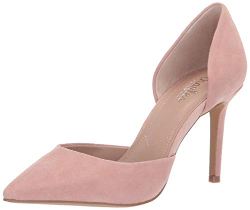 CHARLES BY CHARLES DAVID Women's Vertrue Pump, Blush, 10 M US