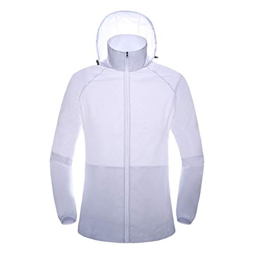 Summer Women's Jackets Ultra Light Breathable Women Clothing White