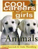img - for Cool Careers for Girls with Animals book / textbook / text book