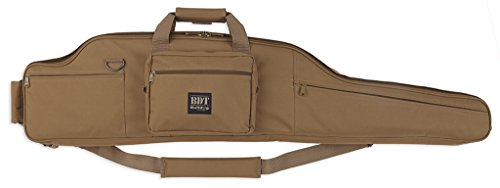 Bulldog Cases Long-Range Rifle Case- Tan Long-Range Rifle Case