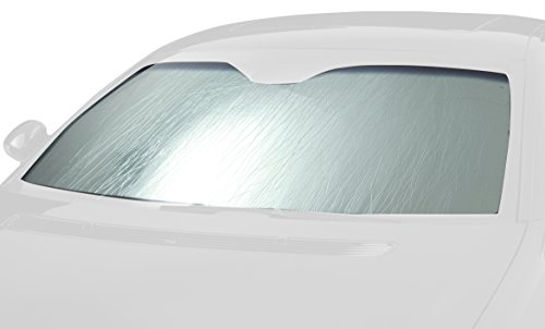 Chrysler Model Leather (Intro-Tech CR-62 Custom Fit Windshield Sunshade for select Chrysler Pacifica Models, Silver)