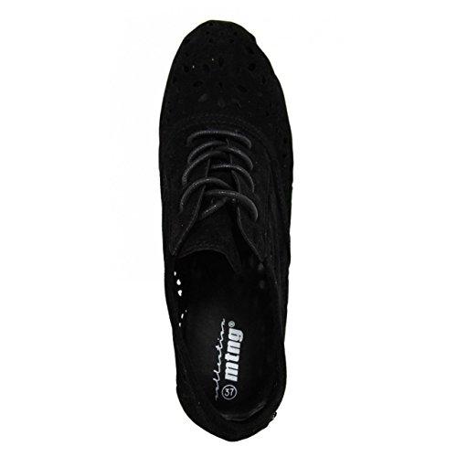 pour Negro MTNG FLOCATA Femme Chaussures 58010 wxp1HZRZqP