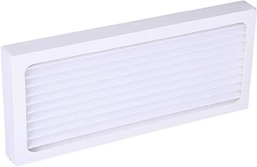 Breathe Naturally Air Filter For TrueAir Air Purifier 04383, True Air Glow Allergen Reducer 04385, TrueAir Compact Pet Air Purifier 04384 Compare to OEM Part # 990051000 by Hamilton Beach