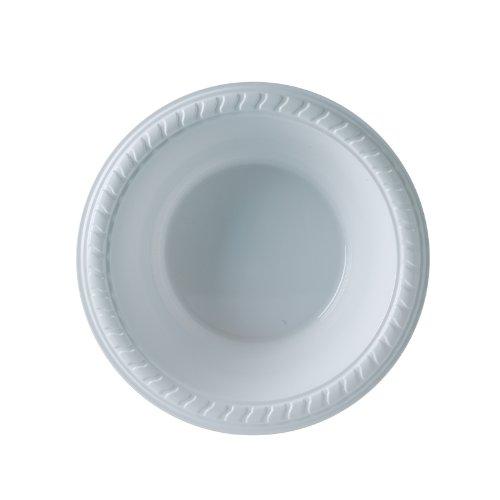 - Solo PSB2W-0099 12 oz White Plastic Bowl (Case of 500)