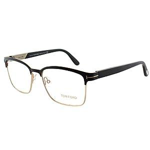 TOM FORD Eyeglasses FT5323 002 Matte Black