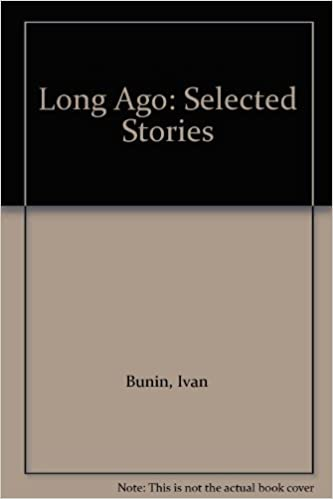 Amazon com: Long Ago: Selected Stories (English and Russian Edition