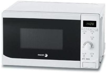 Fagor - Microondas Mo25Dgb, 800W, 20L, Congrill Simultaneo, Reloj ...