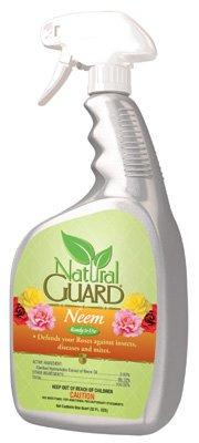 Voluntary Purchasing Group 40716 Neem Plant Spray, Organic, 32-oz. RTU Spray - Quantity 12