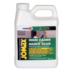 New Jomax 60101 Outdoor Gallon Mildew Remover House Siding Cleaner - Decor House Siding