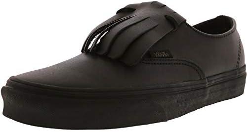 Vans Authentic Fringe Leather Ankle