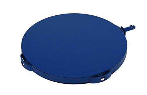 Vestil CA-TP-24-R-SM Round Carousel Smooth Plate, 24