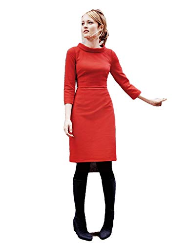 BODEN Zoe Dress in Red Pepper Size US 2 from BODEN