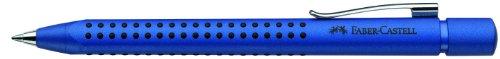 Faber-Castell Grip 2011 Ballpoint Pen - Metallic Blue