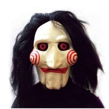 Halloween Clown Mask - 1PCs