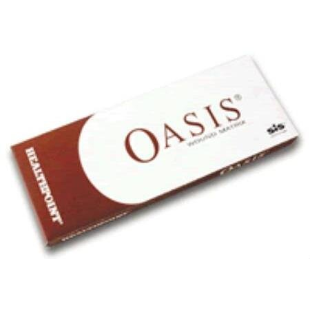 Oasis Wound Matrix, 3cm X 3.5cm, 1 ea by Healthpoint