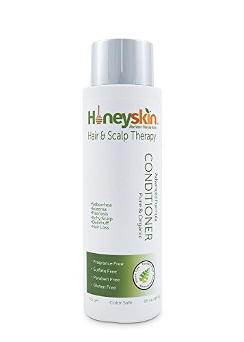 Hair Regrowth Conditioner - with Aloe Vera, Coconut Oil & Ma