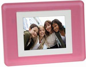 Amazoncom Sunpak 35 Digital Photo Frame Pink Electronics