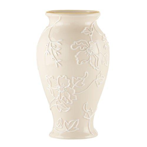 (Lenox Dogwood Vase, 10-Inch)