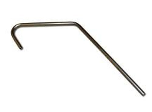 """3/8"""" Stainless Steel Blow-Off Tube for Carboy Bungs"""