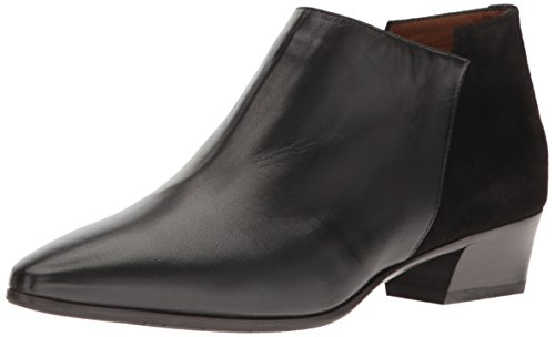 Aquatalia by Marvin K. Womens Fonda Ankle Bootie Black