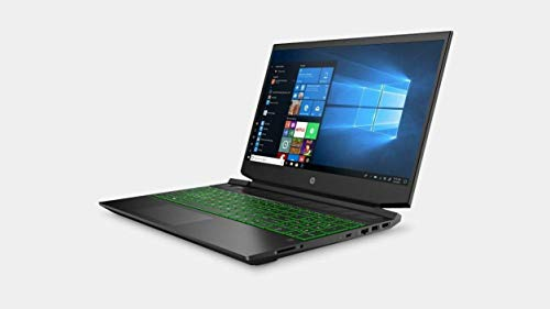 HP Pavilion Gaming 15-ec0751ms Laptop AMD Ryzen 5 3550H 2.1 GHz up to 3.7 GHz 8GB DDR4 2400 MHz 256GB NVMe PCIe SSD 1