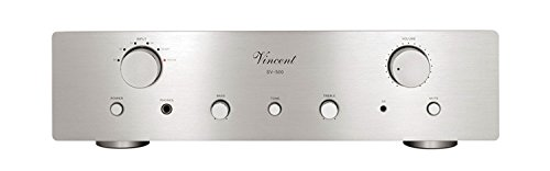 Vincent Audio SV 500 Hybrid Integrated Amplifier - Silver in USA