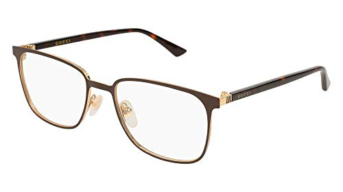 Gucci GG0294O Eyeglasses 003 Brown/Havana 54 mm