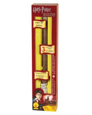 Rubie's Harry Potter Deluxe Light Up Wand